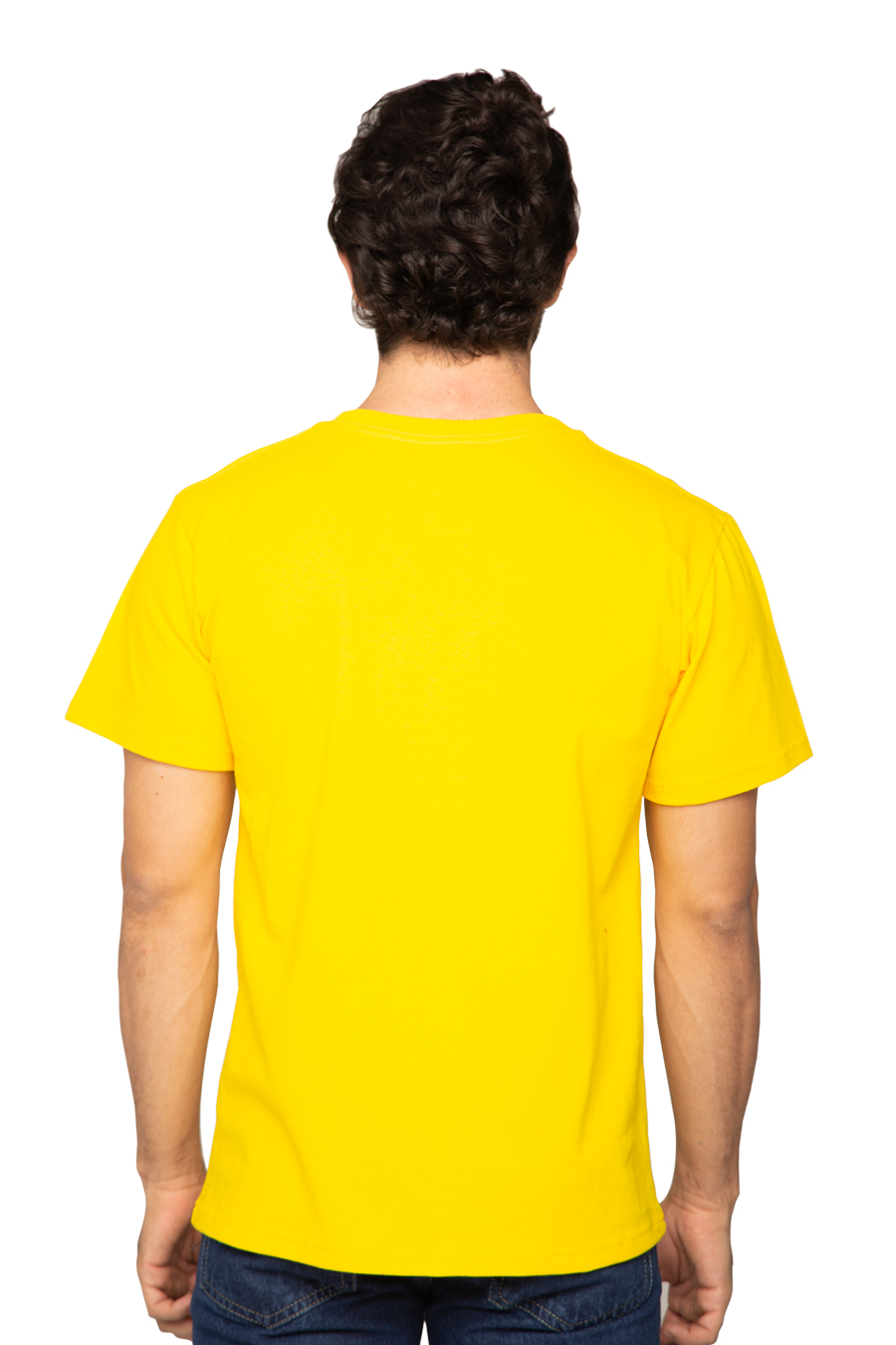 Camiseta Mod. 1 Color Amarillo Mop