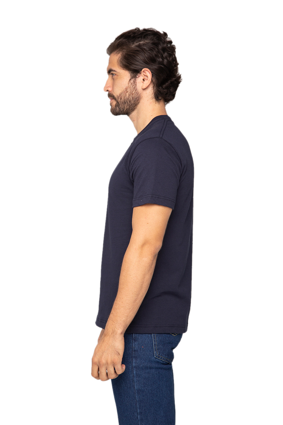 Camiseta Mod. 1 Color Azul Navy