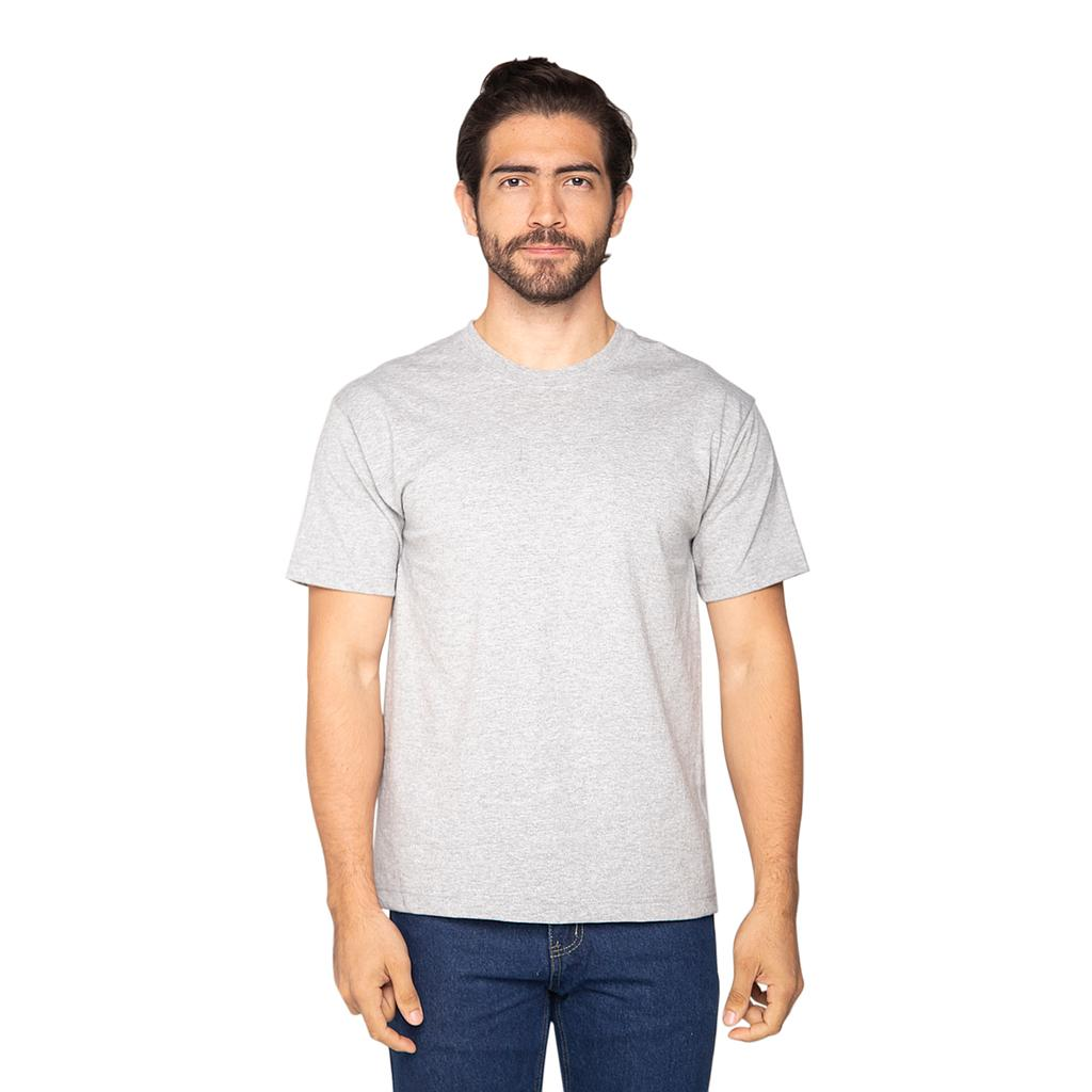 Camiseta Mod. 1 color Gris Heather
